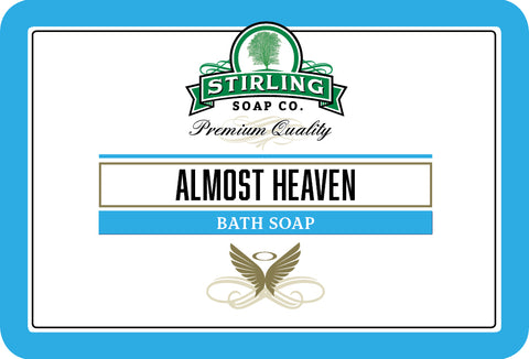Almost Heaven - Bath Soap