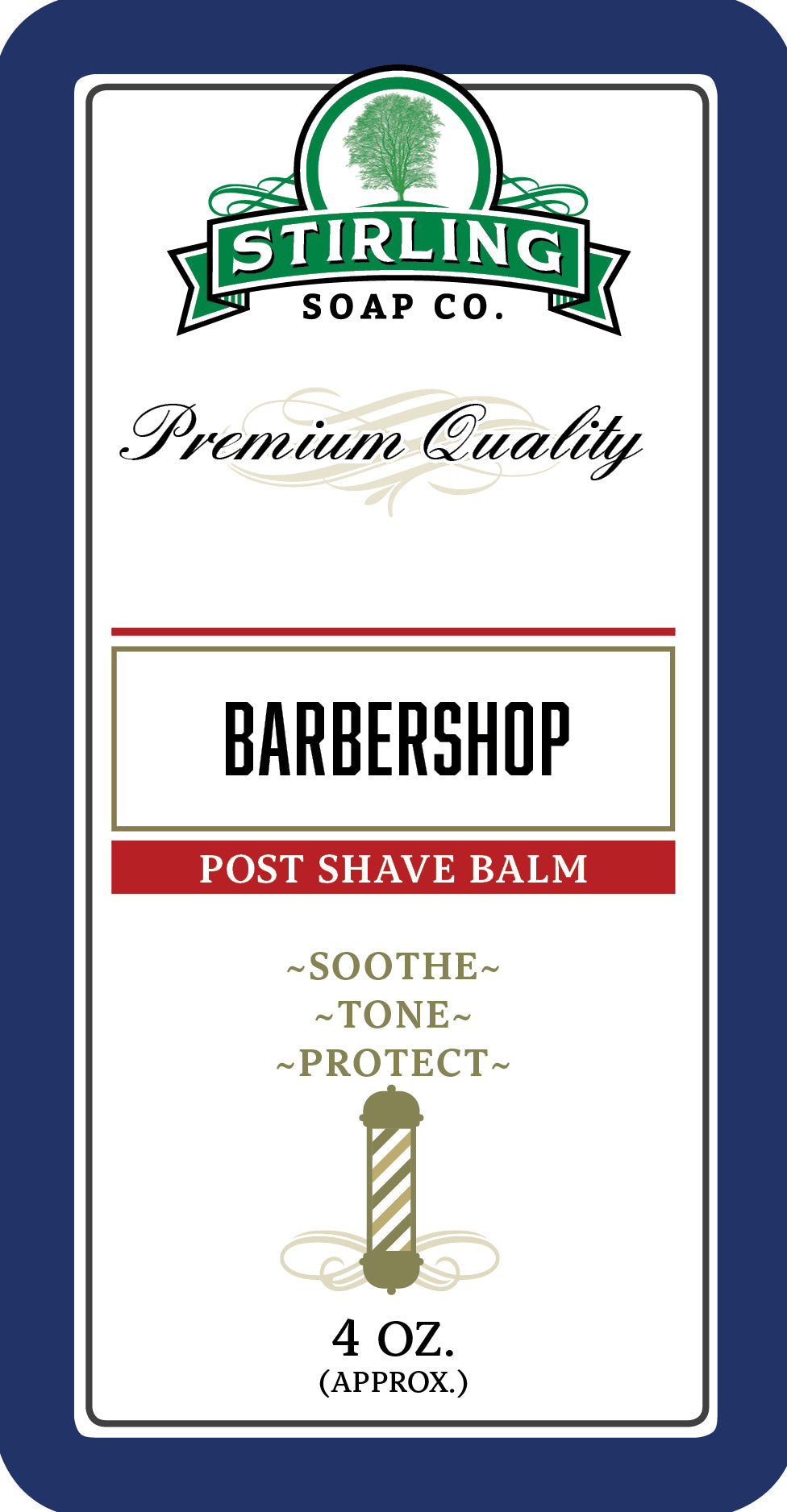 Barbershop - Post-Shave Balm