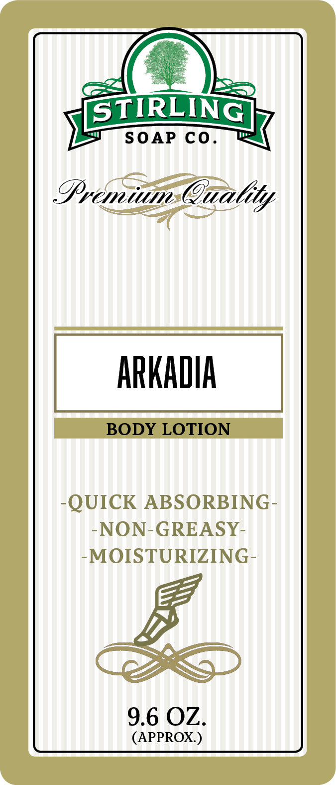 Arkadia - Body Lotion