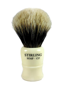 Finest Badger Shave Brush - 26mm (Ivory)