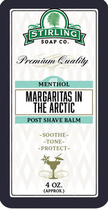 Margaritas in the Arctic - Post-Shave Balm