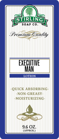 Executive Man - Body Lotion