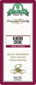 Almond Creme - Body Lotion