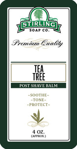 Tea Tree - Post-Shave Balm