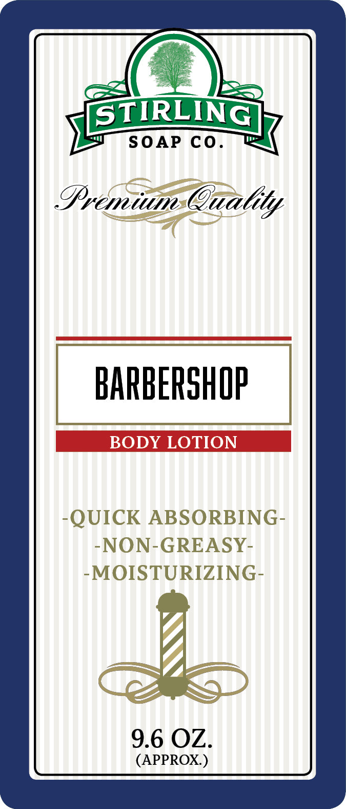 Barbershop - Body Lotion