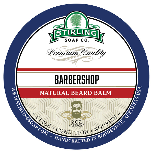Barbershop Beard Balm - 2oz