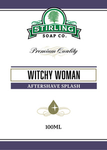 Witchy Woman - 100ml Aftershave Splash