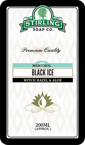 Black Ice Witch Hazel & Aloe - 200ml
