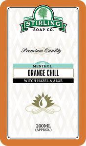 Orange Chill Witch Hazel & Aloe - 200ml