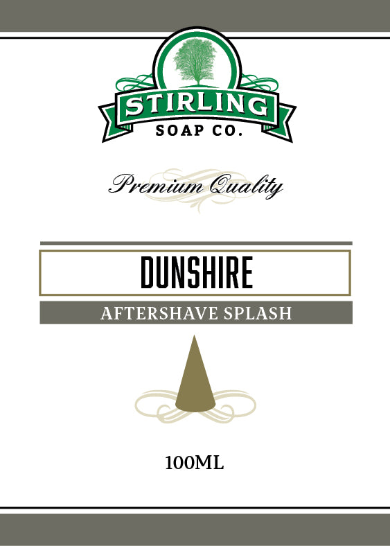 Dunshire - 100ml Aftershave Splash