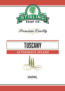 Tuscany - 100ml Aftershave Splash
