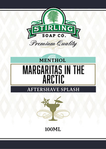 Margaritas in the Arctic - 100ml Aftershave Splash
