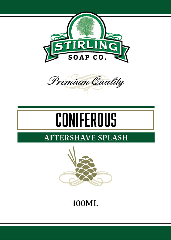 Coniferous - 100ml Aftershave Splash