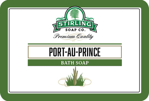 Port-au-Prince - Bath Soap
