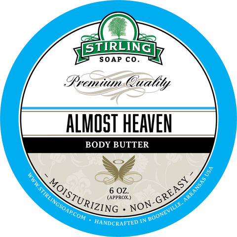 Almost Heaven - Body Butter