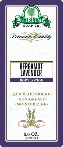 Bergamot Lavender - Body Lotion