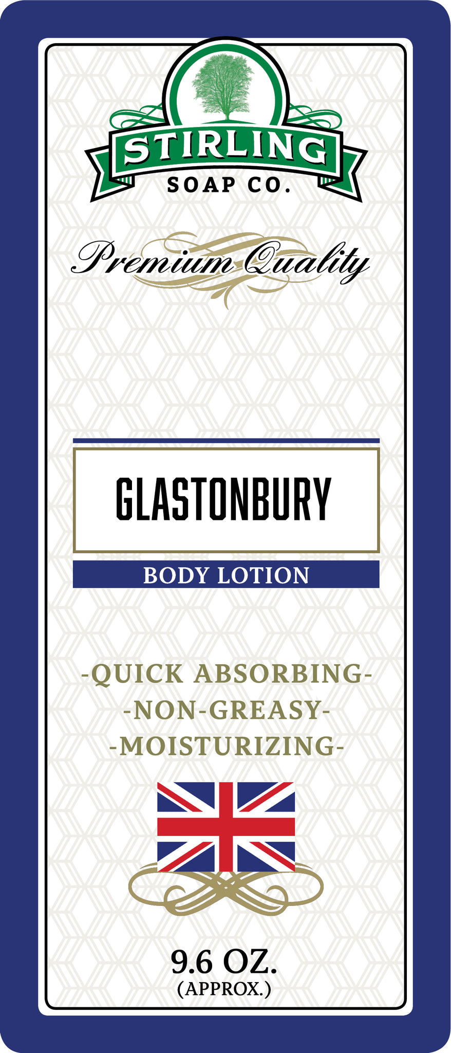 Glastonbury - Body Lotion