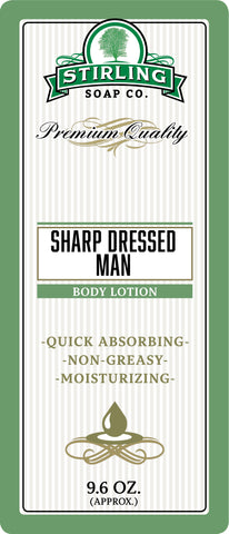 Sharp Dressed Man - Body Lotion