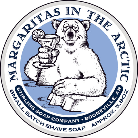 Margaritas in the Arctic - Shave Soap
