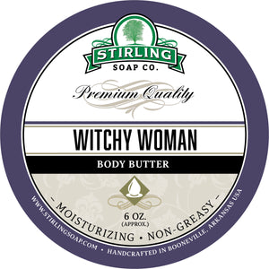 Witchy Woman - Body Butter