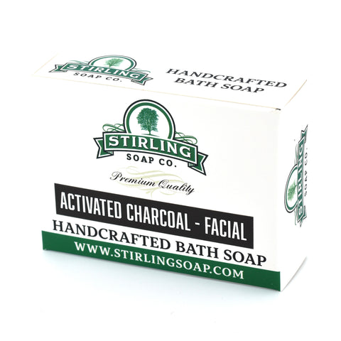 Activated Charcoal - Facial Soap