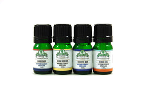 Aftershave Splash Sample Pack of 4 (5ml Bottles)