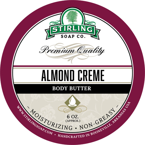 Almond Creme - Body Butter