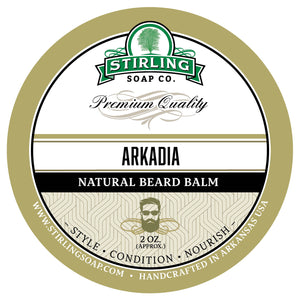 Arkadia Beard Balm - 2oz