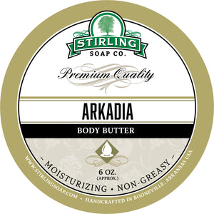 Arkadia - Body Butter