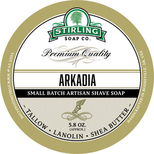 Arkadia - Shave Soap