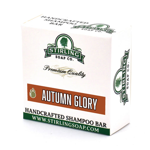 Autumn Glory - Shampoo Bar