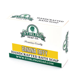 Banana Taffy - Bath Soap SECONDS