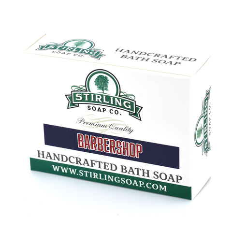 Barbershop - Bath Soap