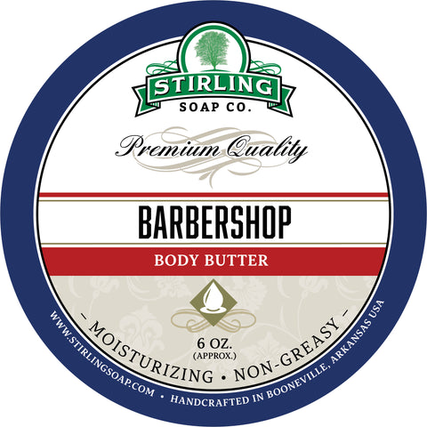 Barbershop - Body Butter