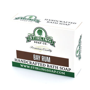 Bay Rum - Bath Soap