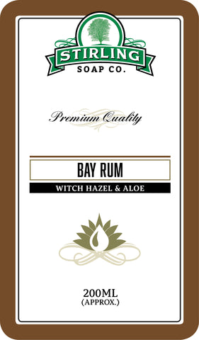 Bay Rum Witch Hazel & Aloe - 200ml