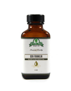 Ben Franklin - Beard & Pre-Shave Oil