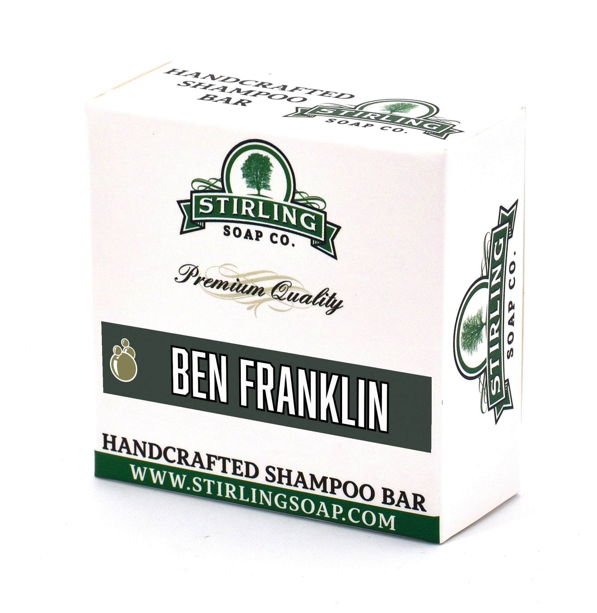 Ben Franklin - Shampoo Bar