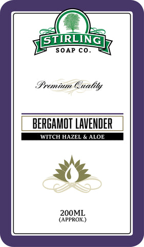 Bergamot Lavender Witch Hazel & Aloe - 200ml