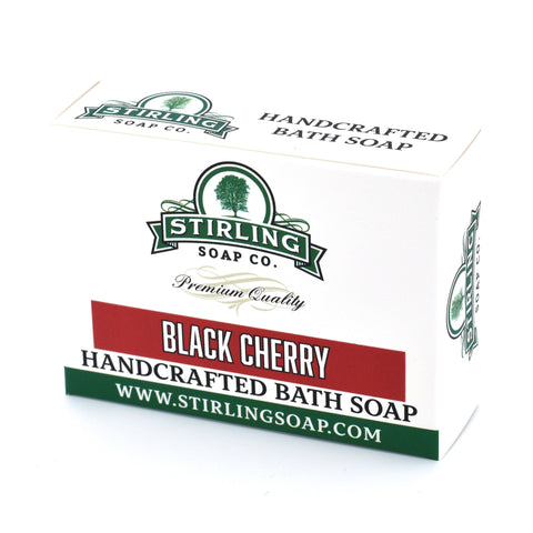 Black Cherry - Bath Soap