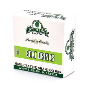 Boat Drinks - Shampoo Bar
