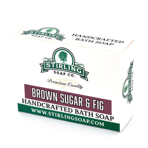 Brown Sugar & Fig - Bath Soap
