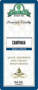 Campania - Body Lotion