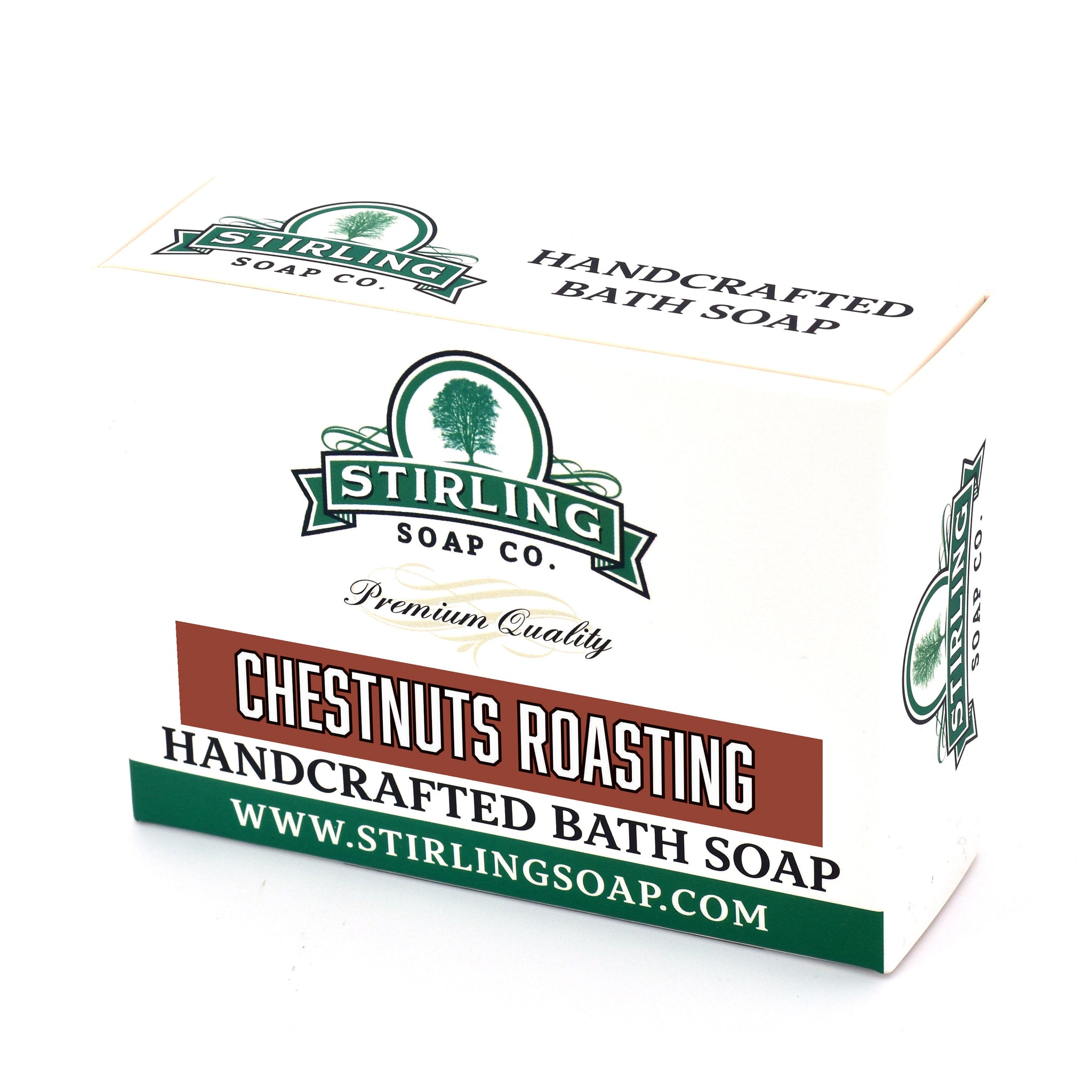 Chestnuts Roasting - Bath Soap