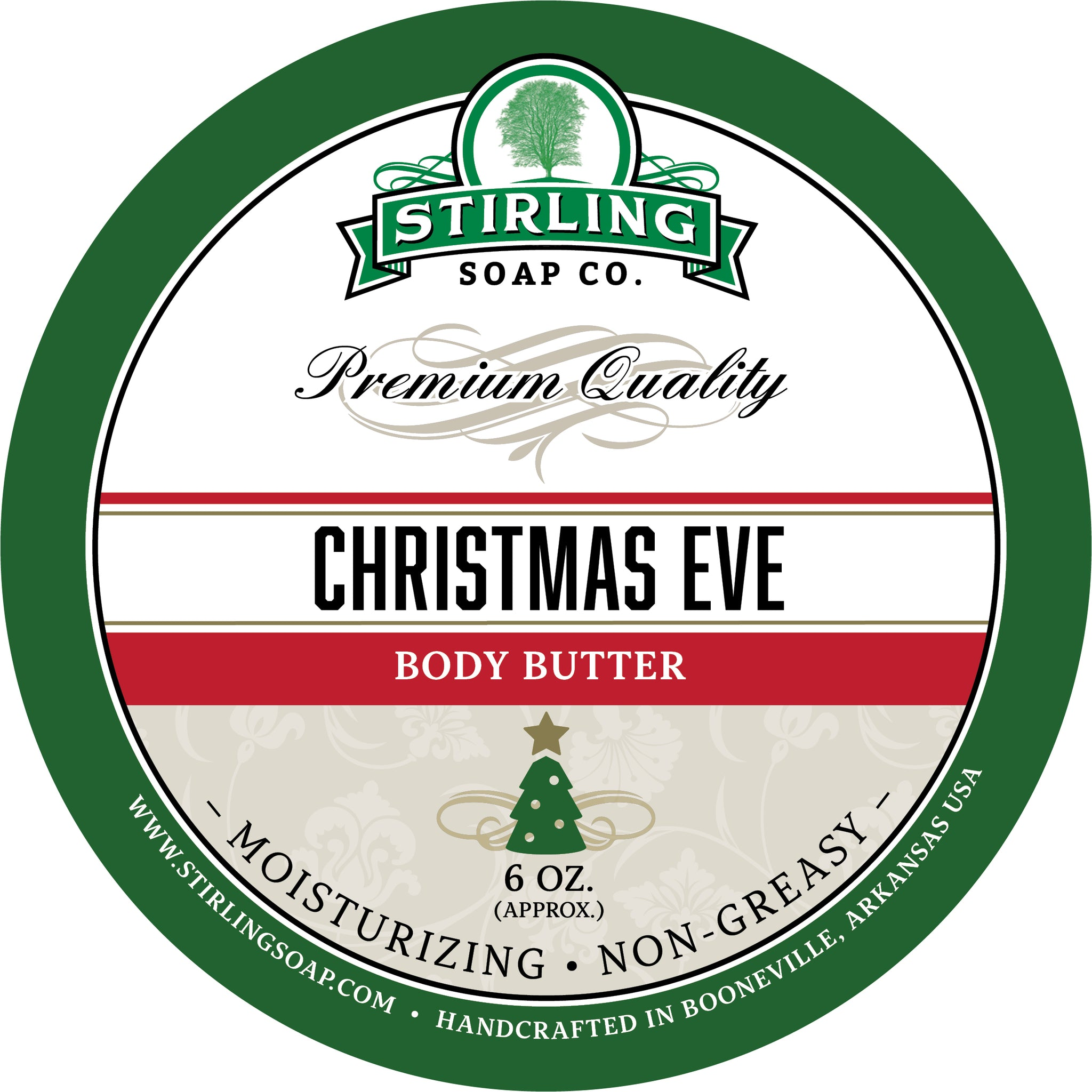 Christmas Eve - Body Butter