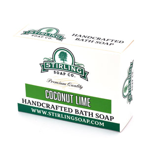 Coconut Lime - Bath Soap
