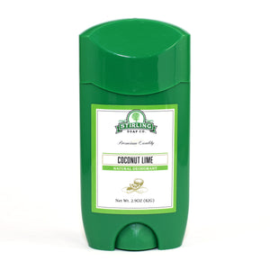 Coconut Lime - Natural Deodorant