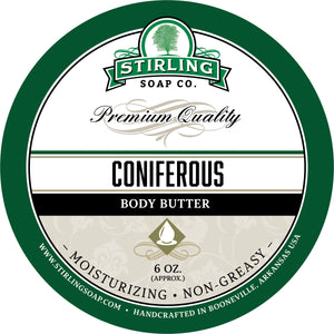 Coniferous - Body Butter