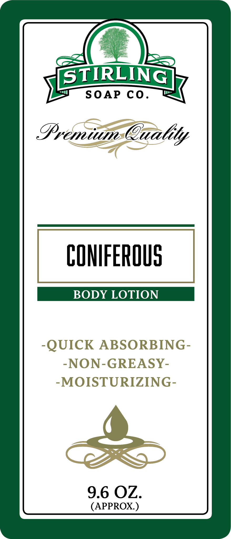 Coniferous - Body Lotion