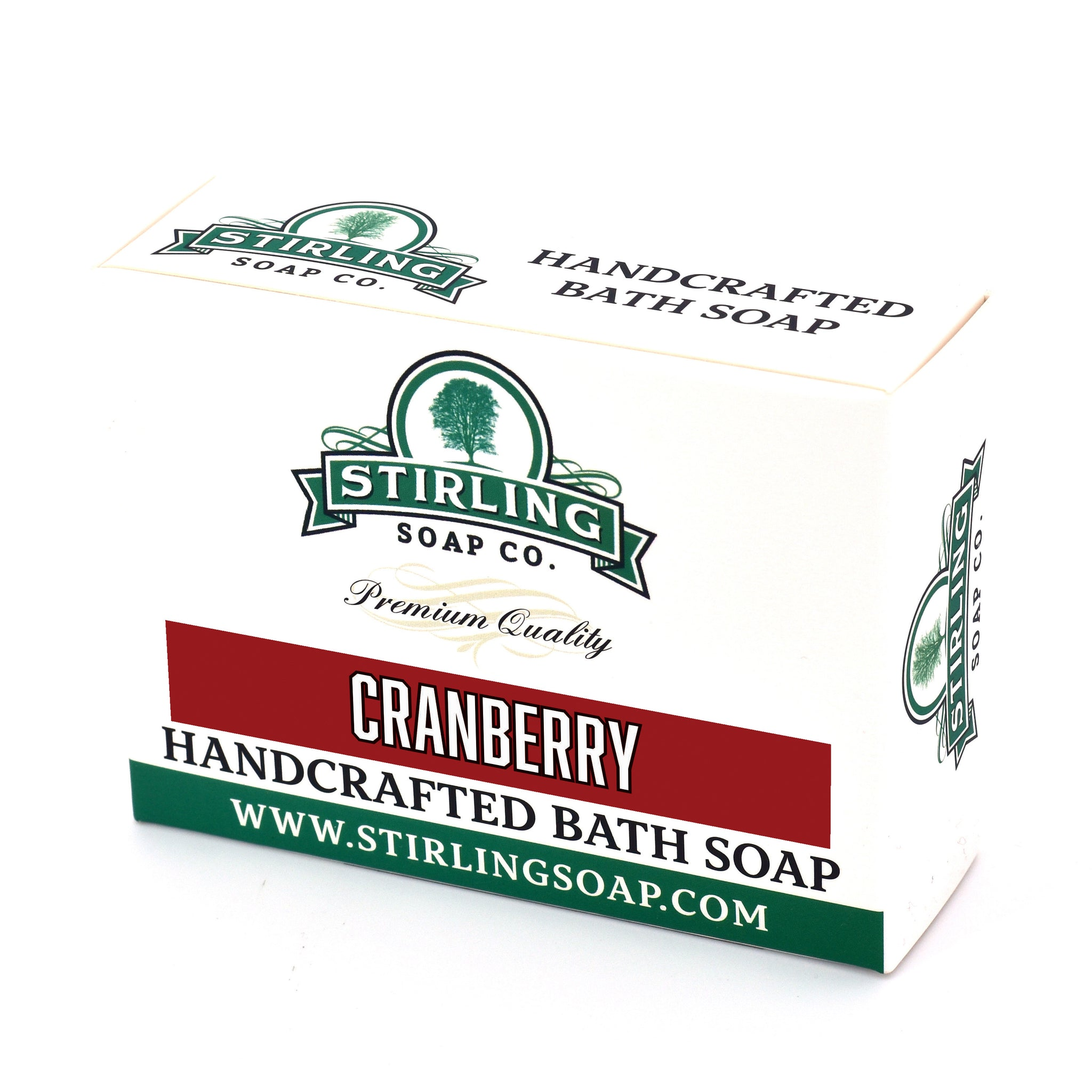 Cranberry - Bath Soap